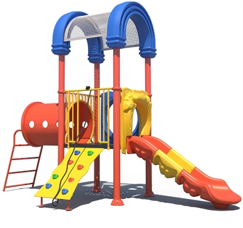 מתוחכם מתקני חצר לילדים - עידן אל גני , מתקני חצר לגני ילדים ,מתקני חצר YH-15